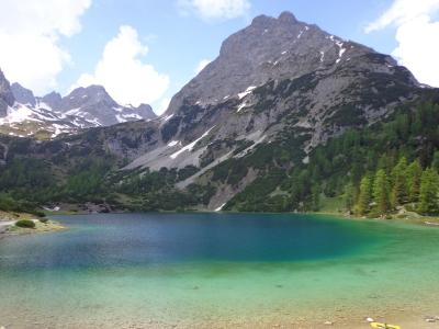 abenteuerreich Erlebnistouren, wandern, Alpen, Brendelkar, Österreich, Zugspitze, Coburger Hütte, Ehrwald