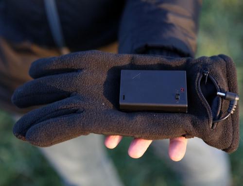 Blog-beheizbare Handschuhe von Thinsulate