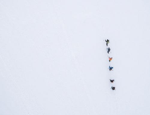 Schneeschuhwanderung mit Hüttenübernachtung