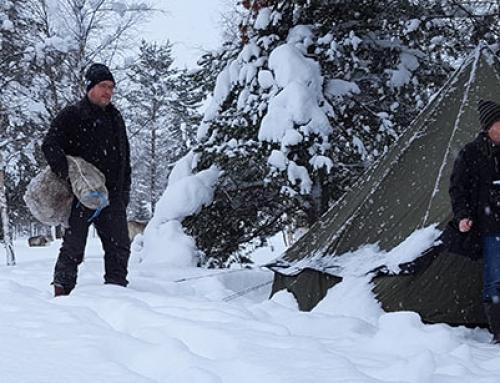 Pressebericht über Pulkatour in Nordschweden – Norran Schwedische Tageszeitung