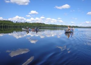 Kanutour, Schweden, abenteuerreich Erlebnistouren