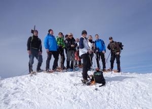abenteuerreich Erlebnistouren, Schneeschuhtour, Schneeschuhwanderung, Allgäu, geführte Tour