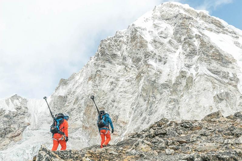 abenteuerreich Erlebnistouren, Nepal, Mammut, 360° Touren, Mount Everest