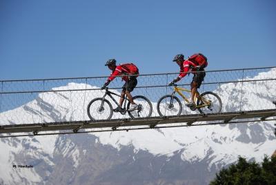 abenteuerreich Erlebnistouren, MTB, geführte Biketouren, Himalaya,