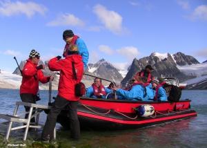 abenteuerreich Erlebnistouren, hurtigruten, spitzbergen
