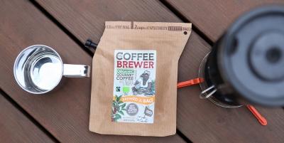 abenteuerreich Erlebnistouren, Blog, Coffee Brewer, Kaffe aus der Tüte, Outdoornahrung