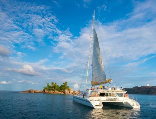 Segeltörn auf den Seychellen