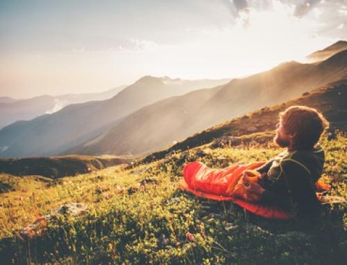 Biwak am Gipfel