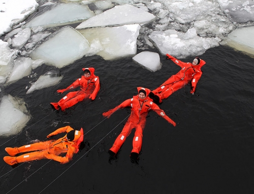 Ein Wochenende voller Abenteuer am Polarkreis (4 Tage)