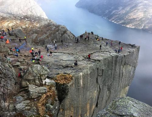 Trekkingtour um den Lysefjord (9 Tage)