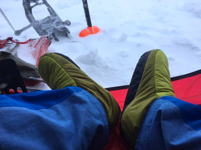abenteuerreich, erlebnistouren, exped, down booties, expedition, wintertrekking, wintertour, ausrüstung, winterausrüstung