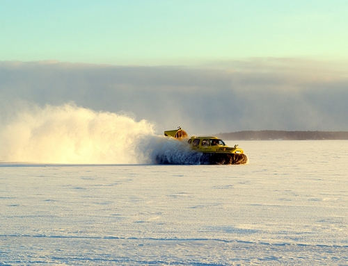 Nordschweden im Winter – Selbstfahrerreise