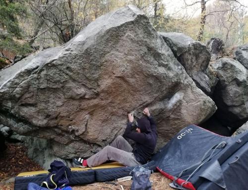 Bouldern in Tschechien (4 Tage)