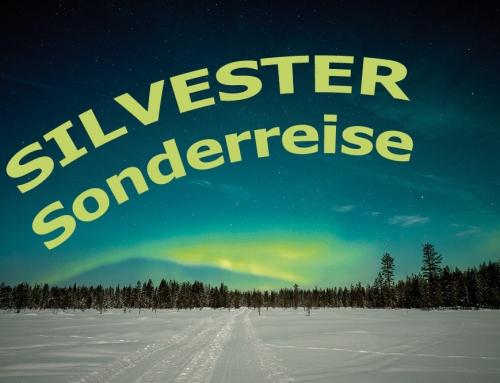 Silvester Sonderreise – Nordschweden (8 Tage)
