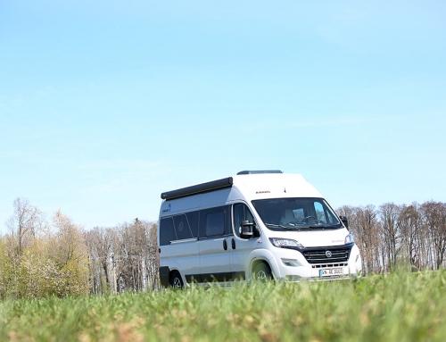 Packliste für deinen Camping Urlaub mit dem Camper oder Wohnwagen